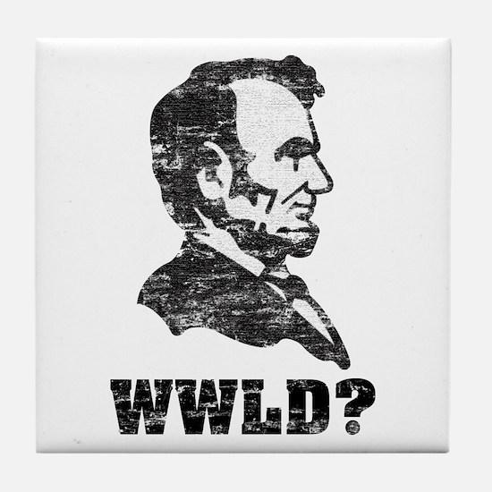 WWLD Tile Coaster