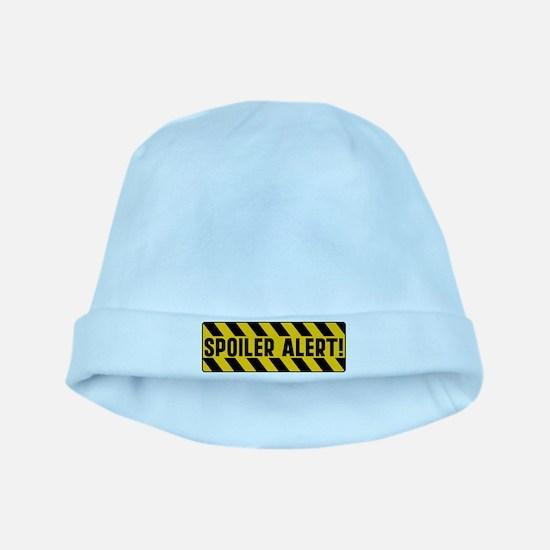 Spoiler Alert baby hat