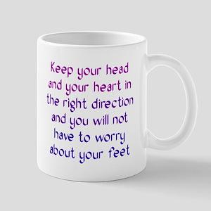 The Right Direction Mug