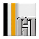 GTBWO Tile Coaster