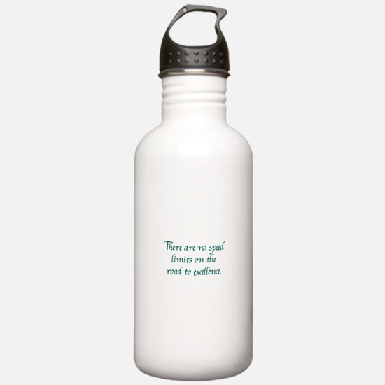 Road to Excellence Water Bottle