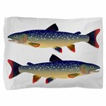 Dolly Varden Trout Pillow Sham