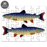 Dolly Varden Trout Puzzle