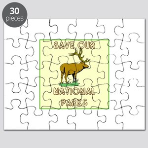 Save our National Parks Puzzle