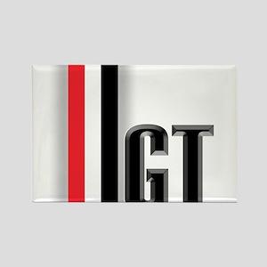 GTBLACK Rectangle Magnet