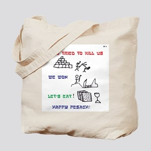 Passover Pesach Story Tote Bag