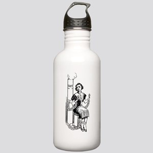 Chained to Cigarettes Stainless Water Bottle 1.0L