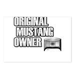 Mustang Owner Postcards (Package of 8)