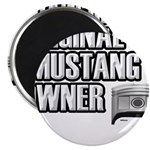 Mustang Owner Magnet