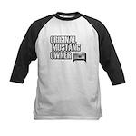 Mustang Owner Kids Baseball Jersey