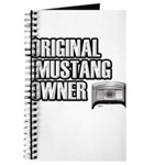 Mustang Owner Journal