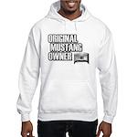 Mustang Owner Hooded Sweatshirt