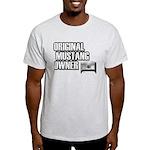 Mustang Owner Light T-Shirt