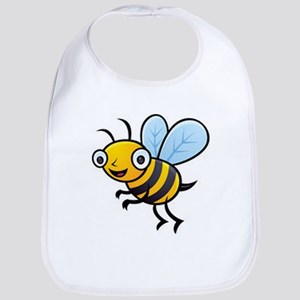 Happy Honey Bee Bib