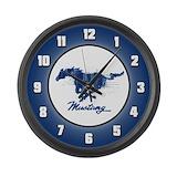 Mustang Giant Clocks
