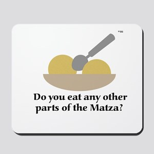Matza Balls anyone? Mousepad