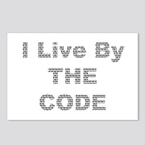 """Live --> Code"" Postcards (Package of 8)"