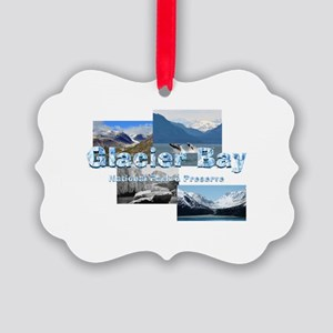 ABH Glacier Bay Picture Ornament