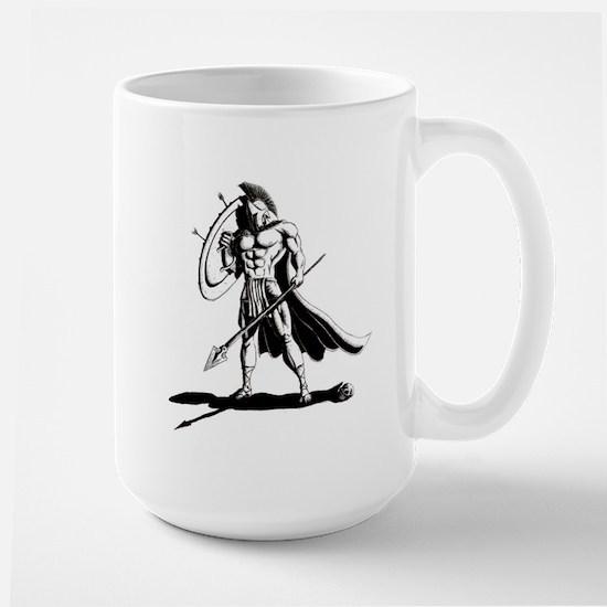 Spartan Large Mug