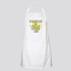 Someone in Texas Apron