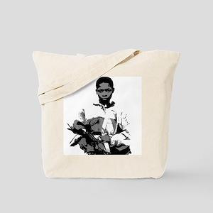 Street Soldier Tote Bag