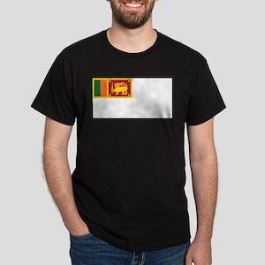 Sri Lanka Naval Ensign Dark T-Shirt