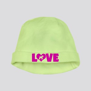 LOVE KERRY BLUE baby hat