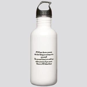 Rule 4 If you have a secret Stainless Water Bottle