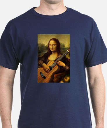 Mona Guitar T-Shirt
