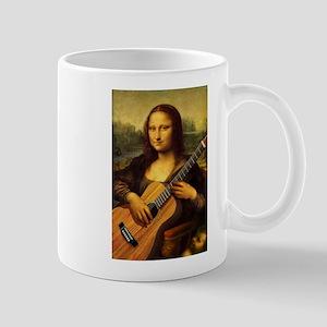 Mona Guitar Mug