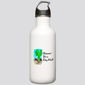 Dry Heat Stainless Water Bottle 1.0L