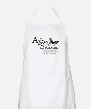 I will Save Myself BBQ Apron