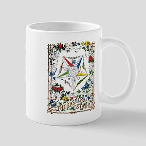 Vintage Eastern Star Signet Mug