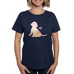Women's Beagle Dark T-Shirt