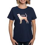 Women's Coonhound Dark T-Shirt