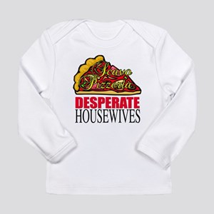 Scavo Pizzeria Desperate Housewives Long Sleeve In