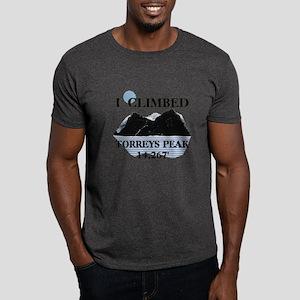 I Climbed TORREYS PEAK 14,267 Dark T-Shirt