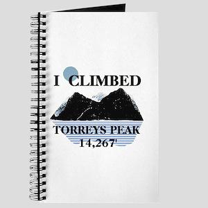 I Climbed TORREYS PEAK 14,267 Journal