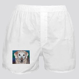 Yellow Lab Boxer Shorts