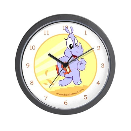 Trish Wall Clock