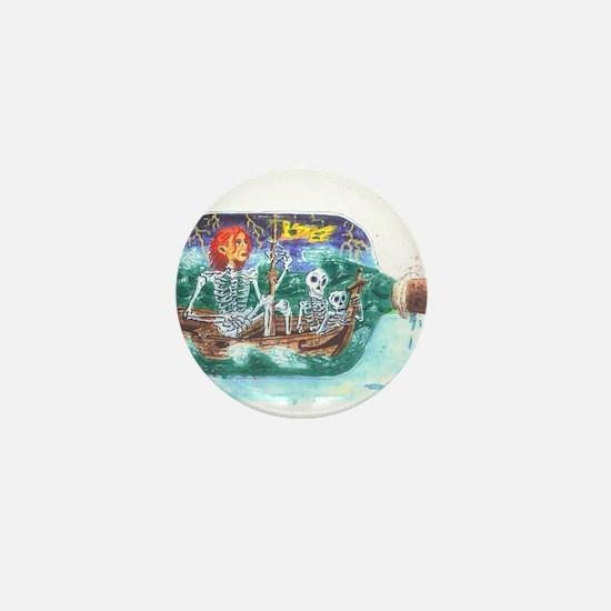 Winslet Boat Mini Button