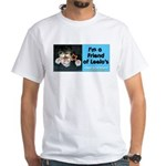 Leelo's Store White T-Shirt
