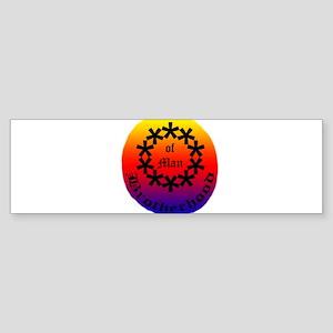 Brotherhood of Man Sticker (Bumper)