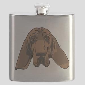 blood hound Flask