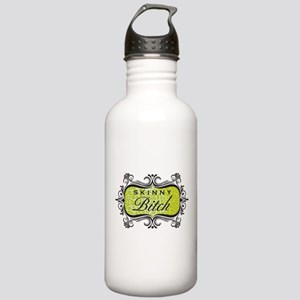 Lime Skinny Bitch Stainless Water Bottle 1.0L