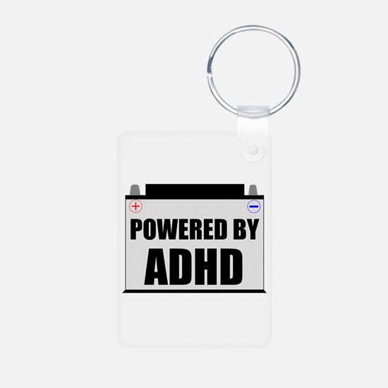 Powered By ADHD Keychains