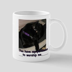 Worship Me... Mug