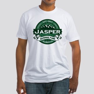 Jasper Forest Fitted T-Shirt