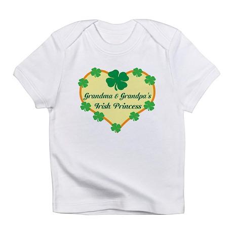 Irish Princess/Grandma/Grandp Infant T-Shirt