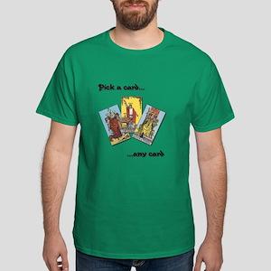 Pick a Tarot Card Dark T-Shirt
